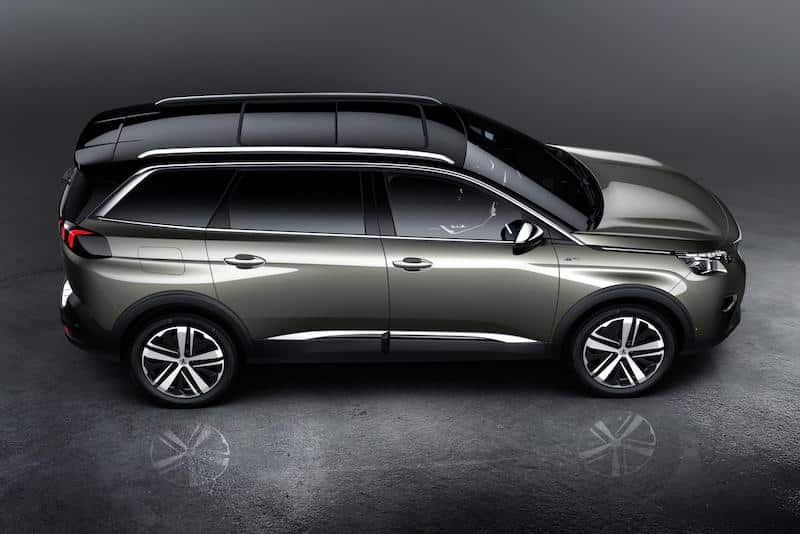 New Peugeot 5008 SUV 06