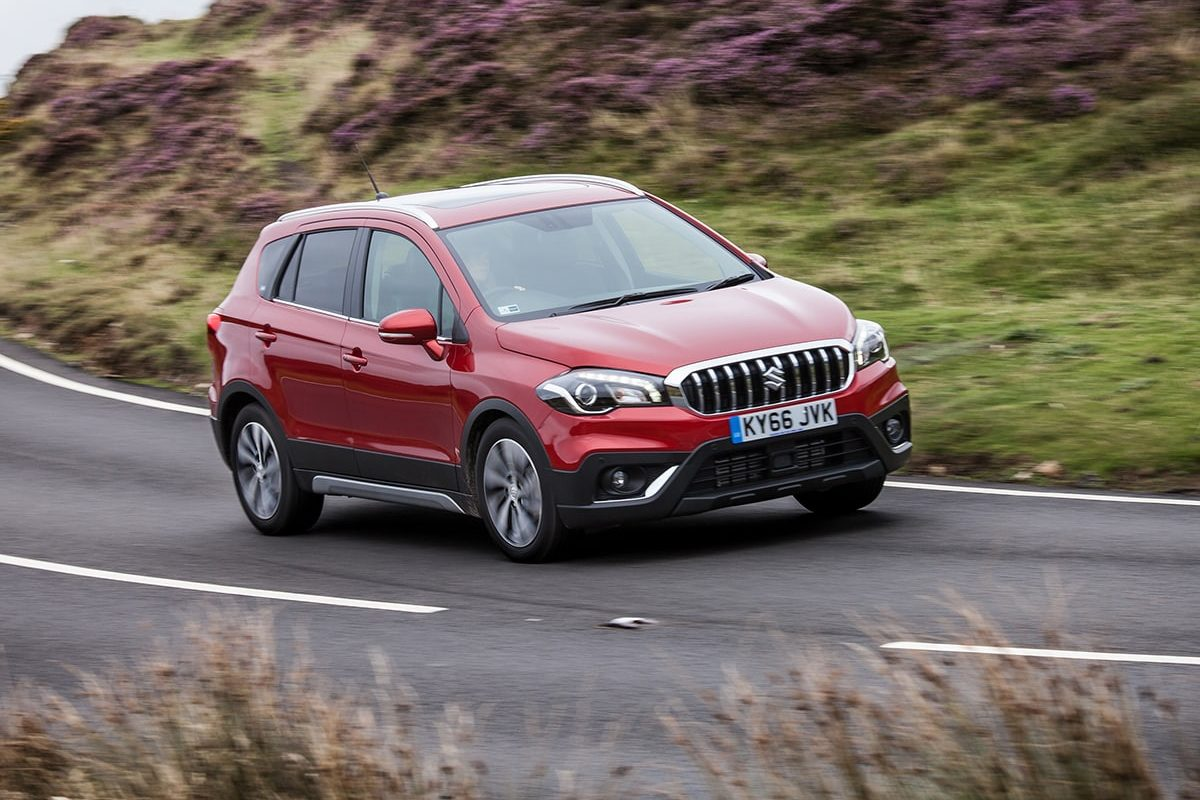 Suzuki S-Cross review