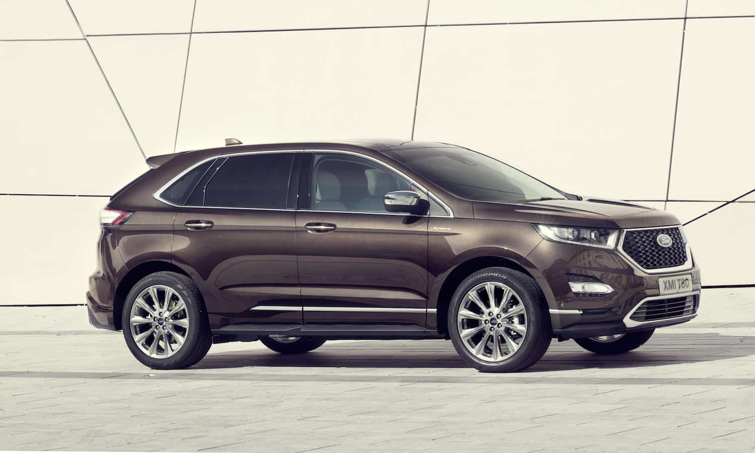 Ford Expands Vignale Range To Kuga And Edge Suvs The Car