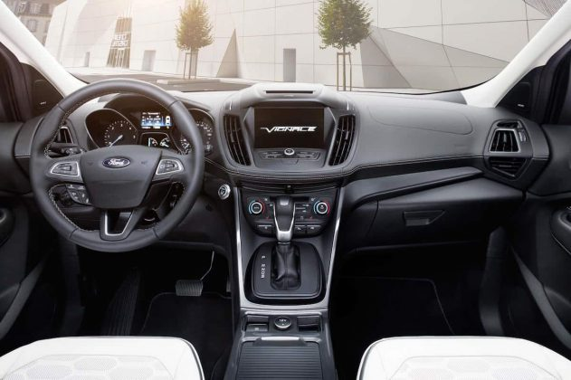 Ford expands Vignale range to Kuga and Edge SUVs 1