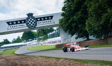 McLaren M23 –Goodwood Festival of Speed 2016