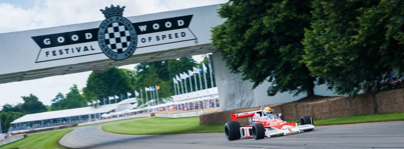 McLaren M23 – Goodwood Festival of Speed 2016