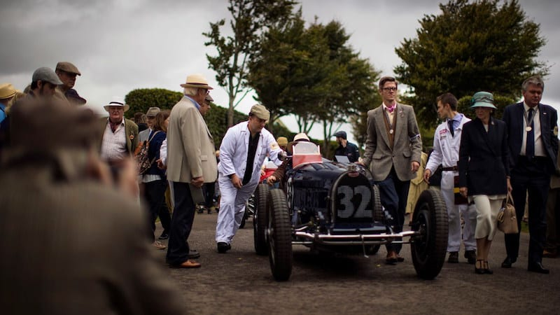 Goodwood Revival 2016 16