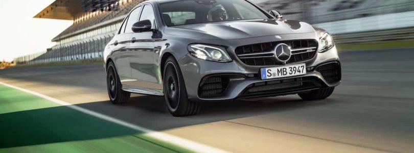 Mercedes-AMG E 63 S saloon