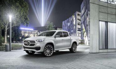 Mercedes-Benz X-Class 'Stylish Explorer' concept 04