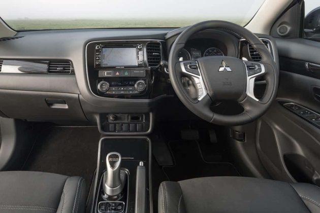 Special edition Mitsubishi Outlander PHEV Juro 1