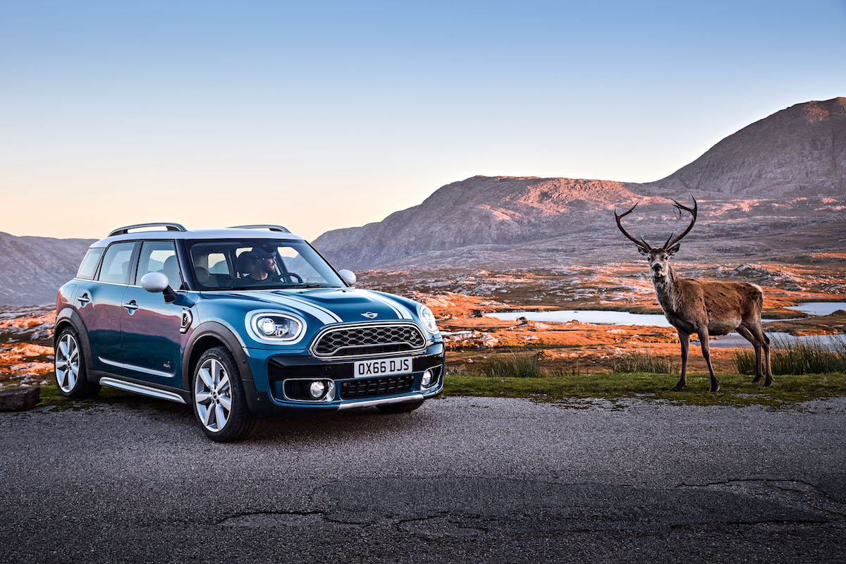MINI Countryman Cooper S 04