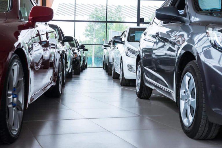 Record September for new car registrations