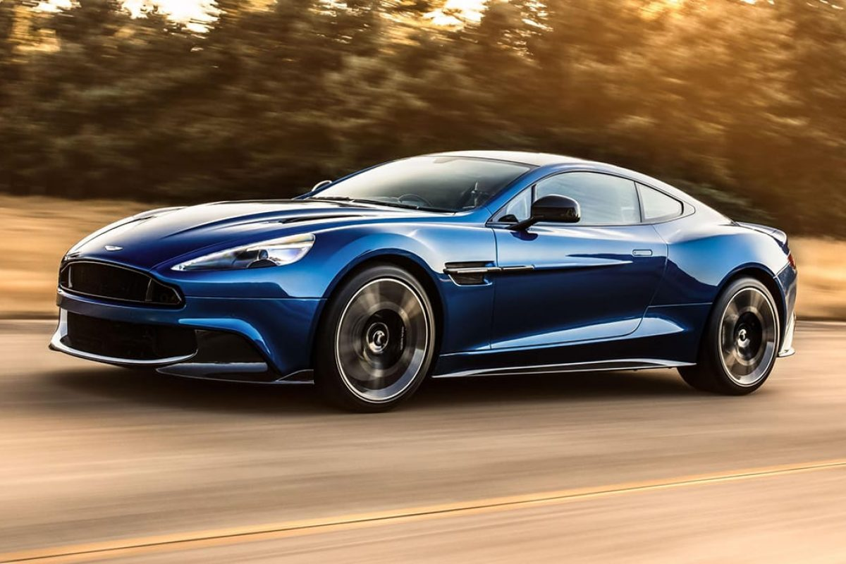 aston martin reveals 600hp vanquish s | news | the car expert