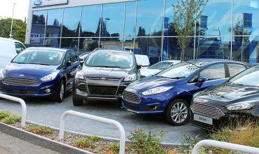 Ford-dealer