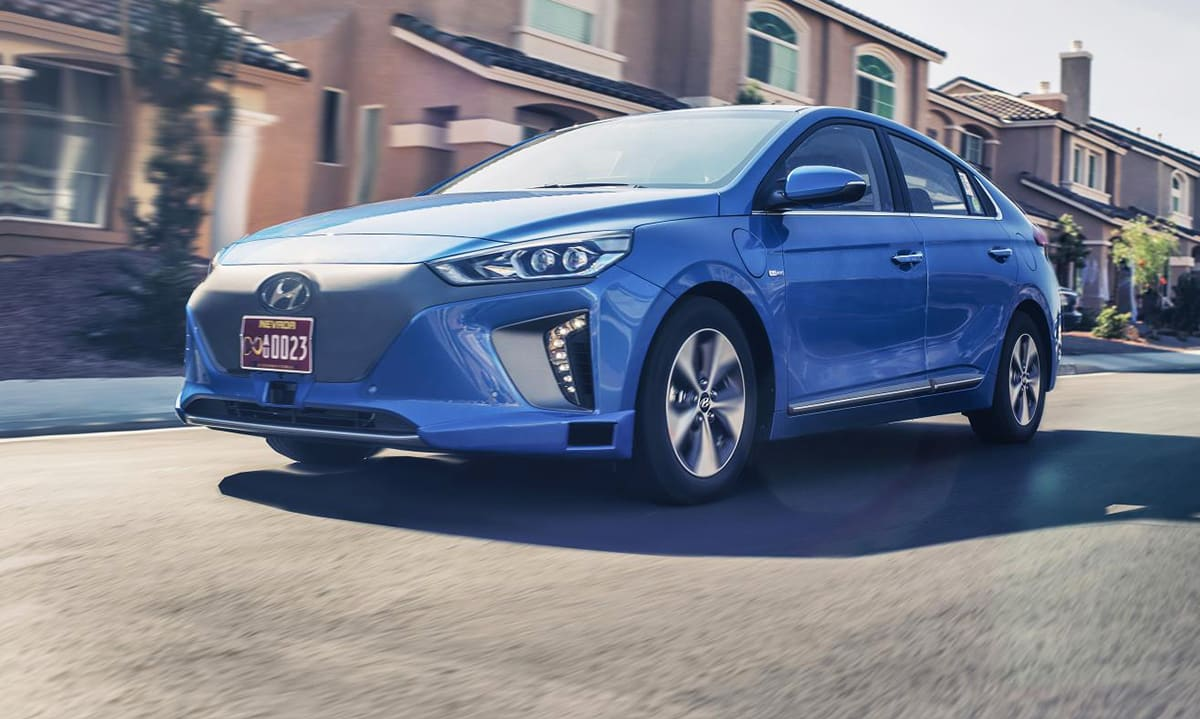 Hyundai partners with WaiveCar for free, ad-supported EV vehicle sharing