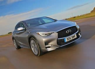 Infiniti Q30 Business Edition review (The Car Expert)