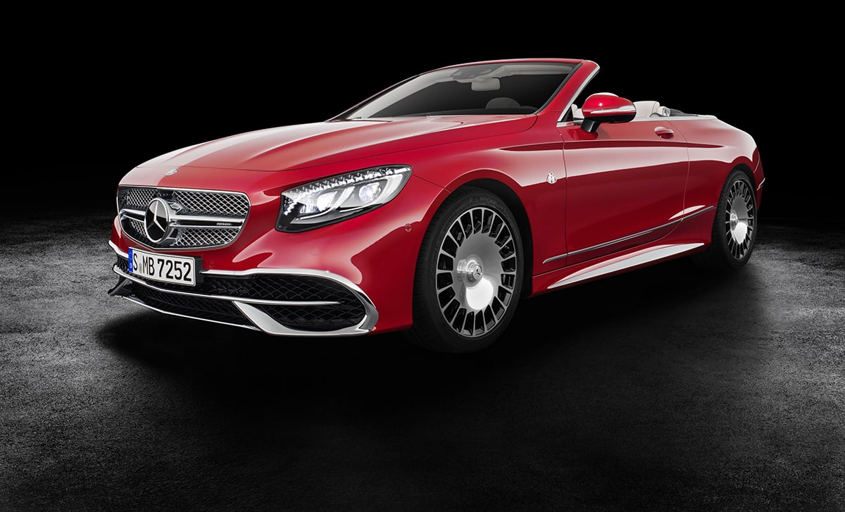 Mercedes-Maybach-650