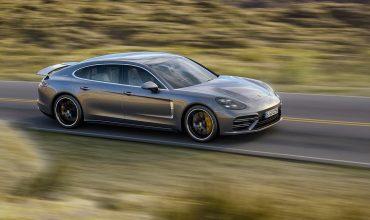 Porsche Panamera stretches its choices