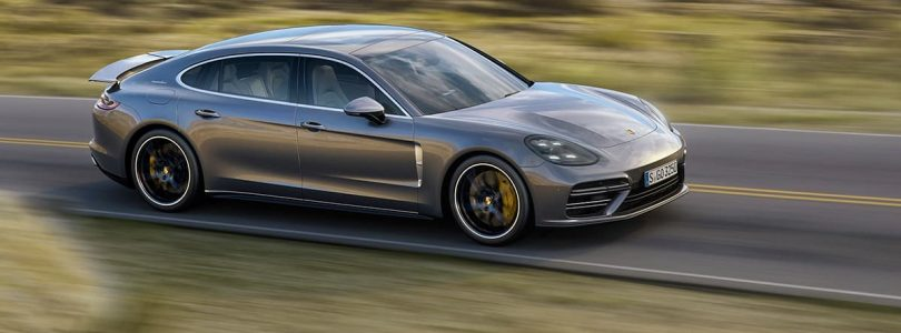 Porsche Panamera stretches its choices