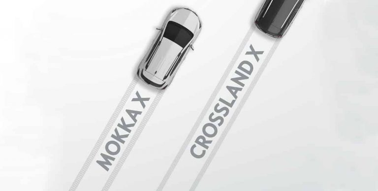 UPDATED – Crossland X to lead five Vauxhall launches