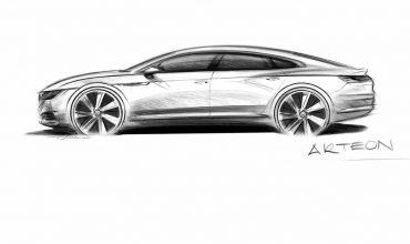 Volkswagen-Arteon