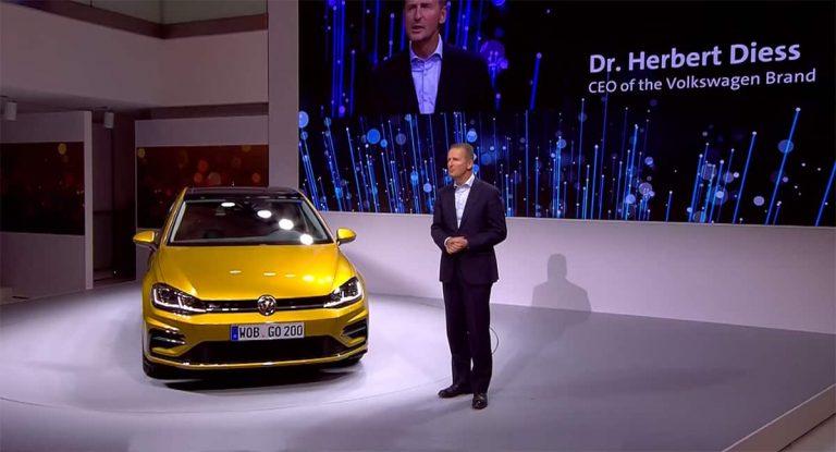 Volkswagen 'making progress' on dieselgate fix