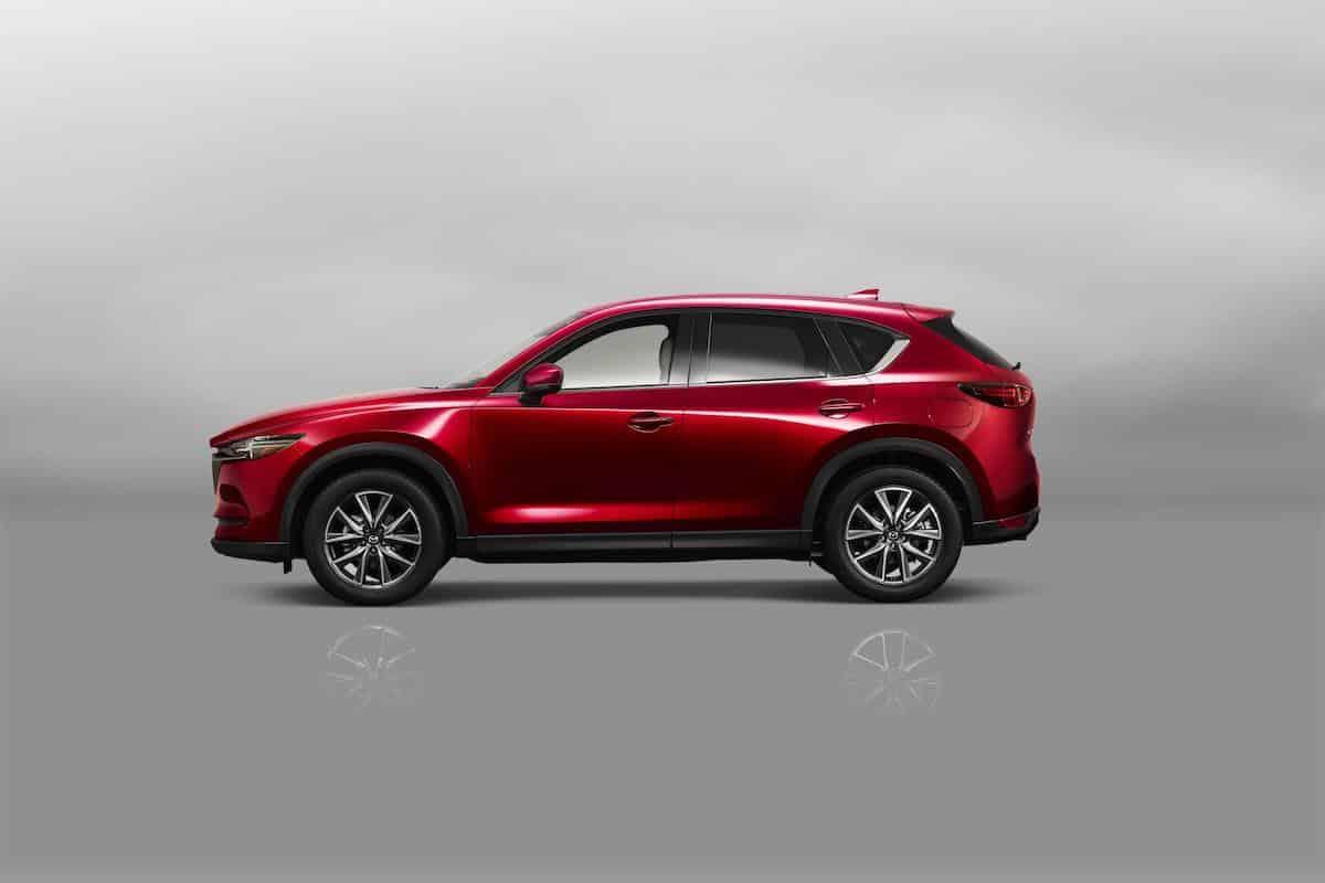 Mazda CX-5 side