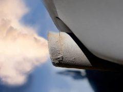 Diesel car exhaust