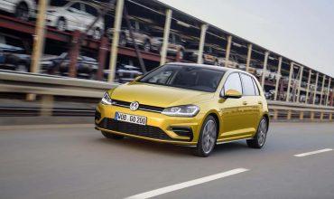 Volkswagen Golf Mk7 facelift