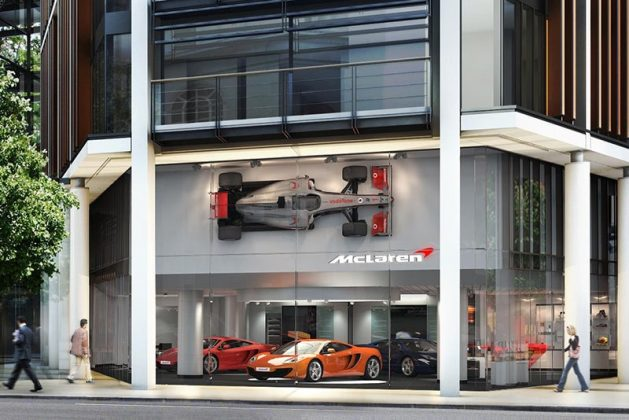 A short history of McLaren – not featuring F1 cars... 19