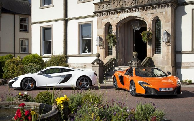 A short history of McLaren – not featuring F1 cars... 11
