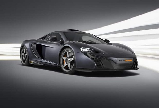 A short history of McLaren – not featuring F1 cars... 12
