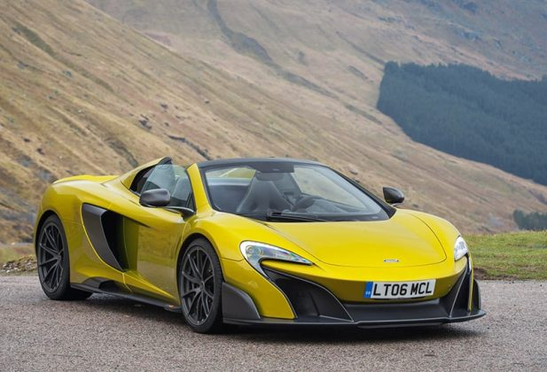 A short history of McLaren – not featuring F1 cars... 17