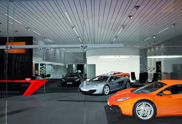 A short history of McLaren – not featuring F1 cars... 20