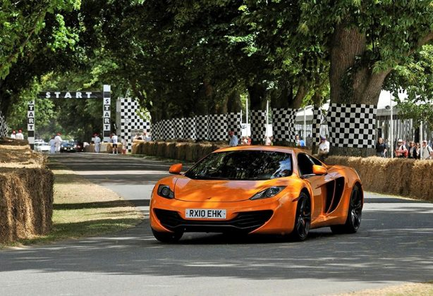 A short history of McLaren – not featuring F1 cars... 4