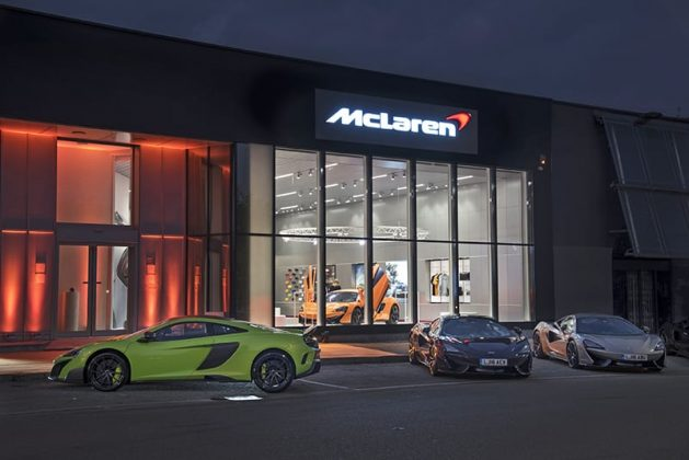 A short history of McLaren – not featuring F1 cars... 21