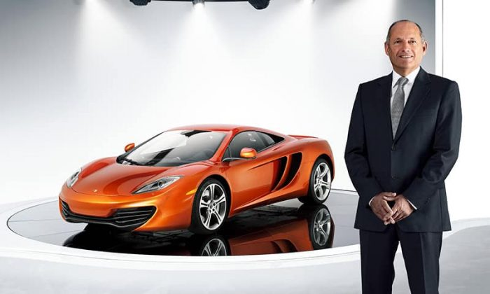 A short history of McLaren – not featuring F1 cars... 2
