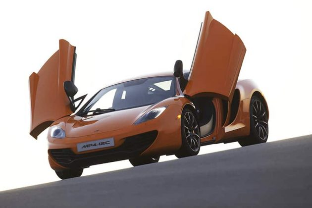 A short history of McLaren – not featuring F1 cars... 8