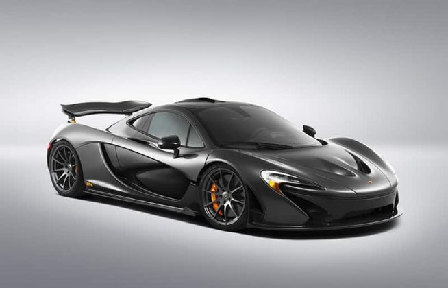 A short history of McLaren – not featuring F1 cars... 10