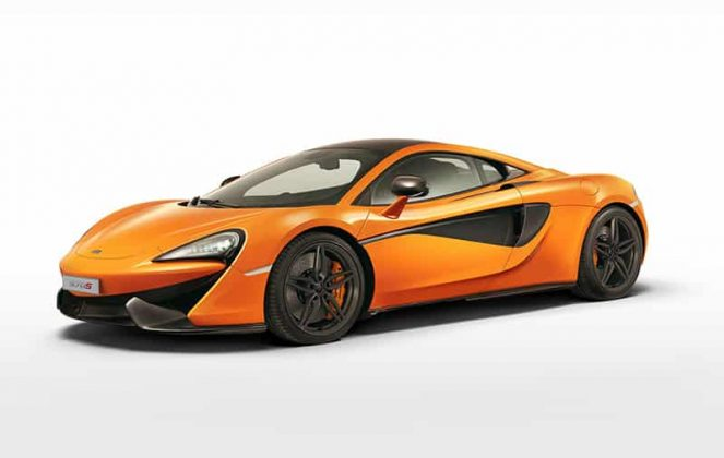 A short history of McLaren – not featuring F1 cars... 14