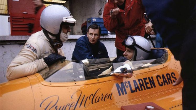 A short history of McLaren – not featuring F1 cars... 1