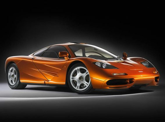 A short history of McLaren – not featuring F1 cars... 7
