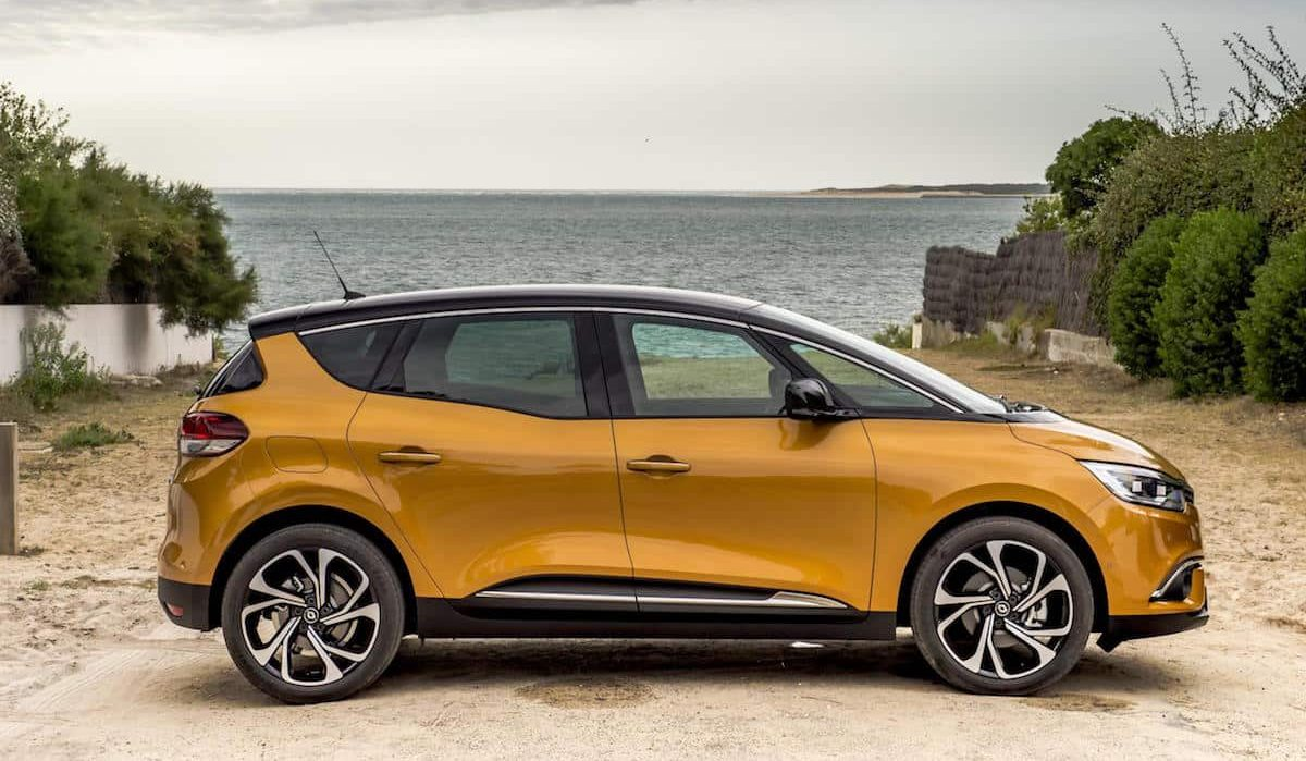 December launch for Renault Scenic line-up 1