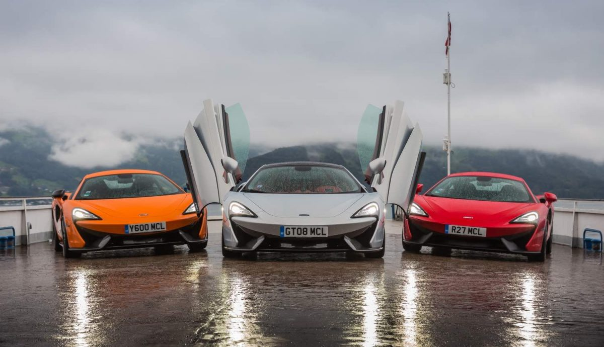 A short history of McLaren (The Car Expert)