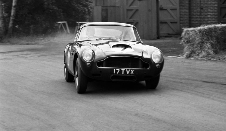 Aston Martin DB4 GT reborn at £1.5m each