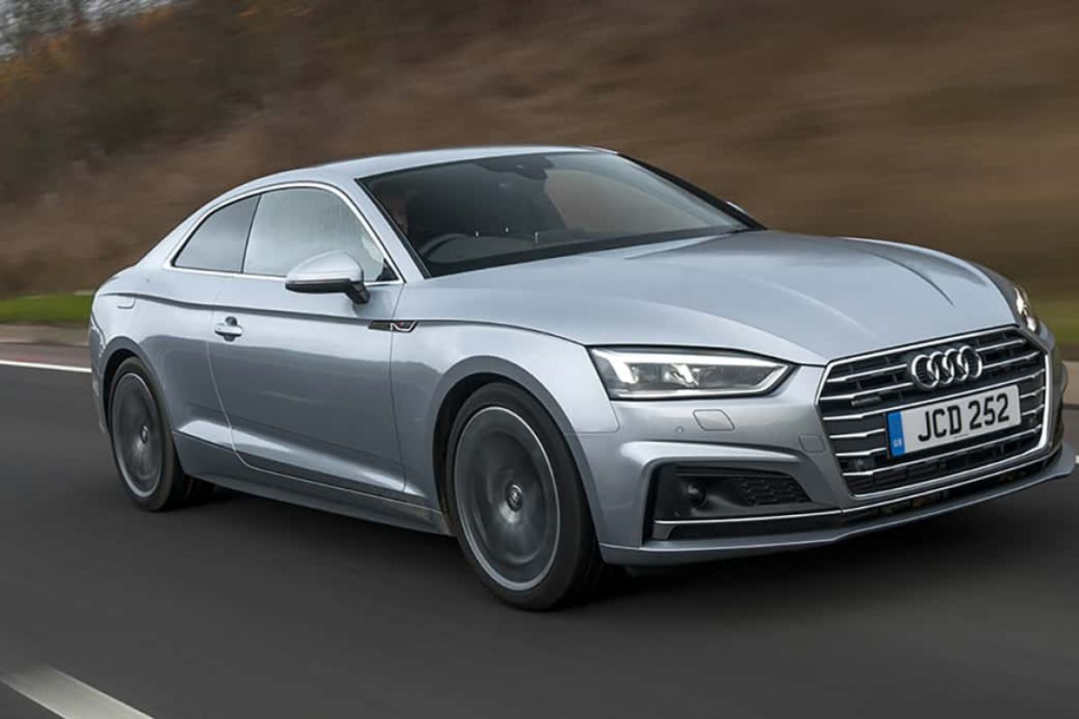 Audi A5 Coupe review (The Car Expert)