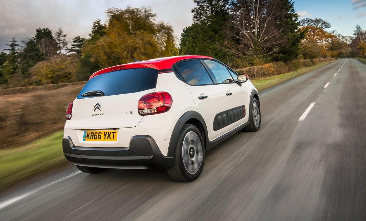 Citroën-C3-onroad