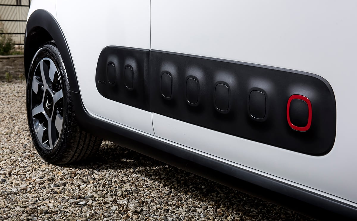 Citroën-C3-airbump