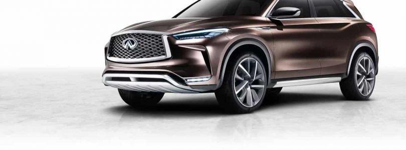Infiniti QX50 Concept (The Car Expert)