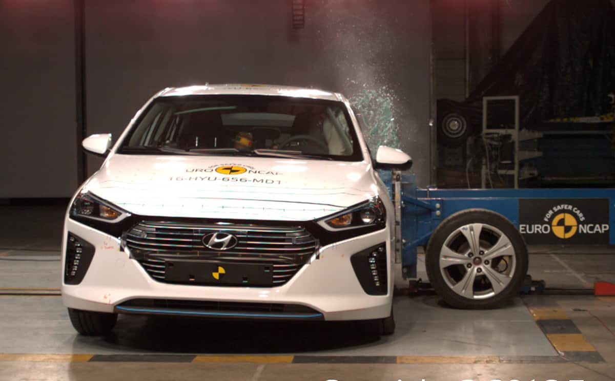 Hyundai-Ionia-Euro-NCAPCrash-test