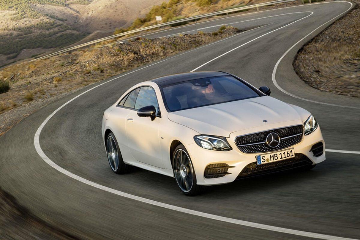 Mercedes-Benz E-Class Coupe (The Car Expert)