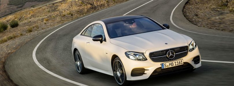 Mercedes-Benz E-Class Coupe (The Car Expert)