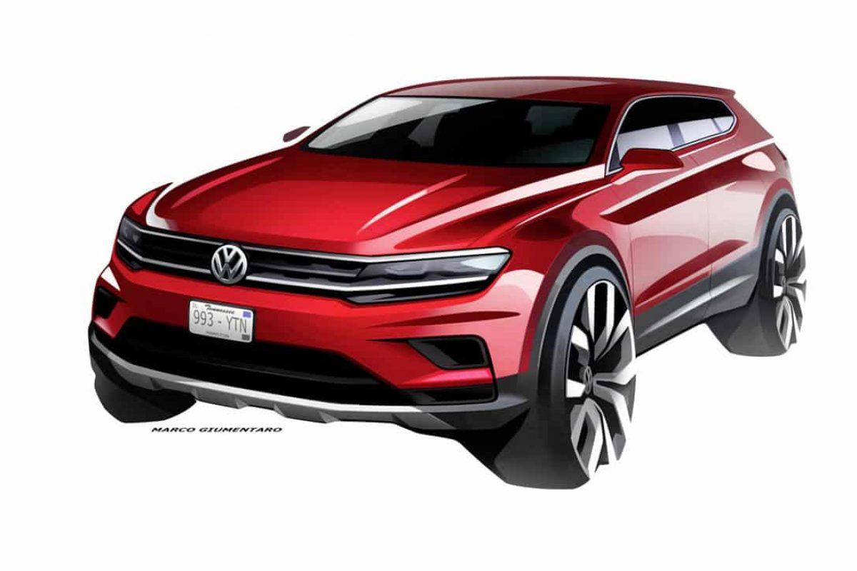 Volkswagen Tiguan Allspace to launch in Detroit
