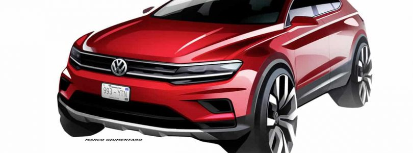 Volkswagen Tiguan Allspace to launch in Detroit